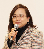 Professor Hwa from NTUT